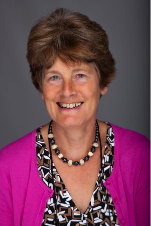 Staff photograph of heather hosking
